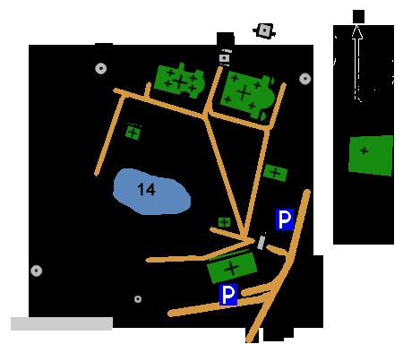 План Горицкого монастыря, Переяславль-Залесский