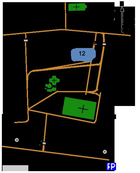 План Спасо-Влахернского монастыря, Деденево