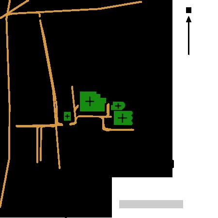 План Введенского Владычного монастыря,Серпухов, Московская область